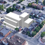 the Whitby building development one of the assets under management by the Cacoeli real estate investing company