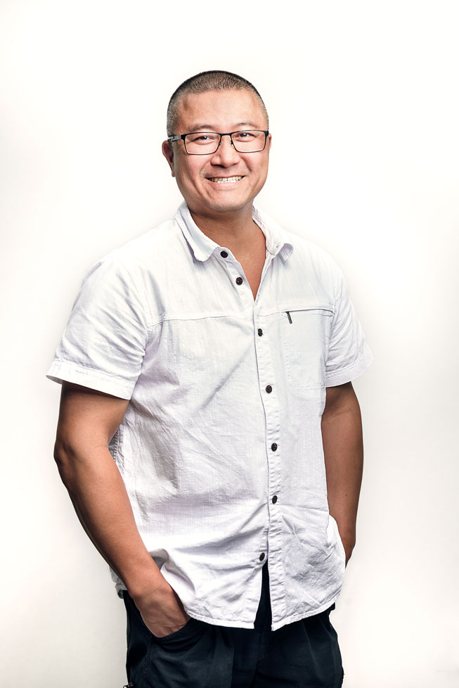 Kasey Wong of the Cacoeli real estate investing company